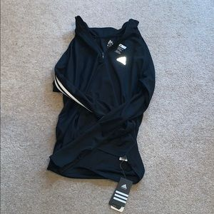 Adidas zip up sports jacket
